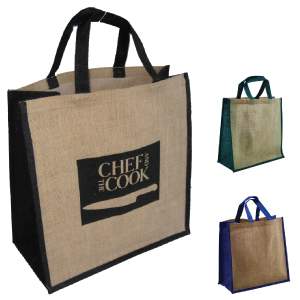 Rome Coloured Jute Bags - Factory Direct
