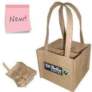 Milan Coffee Jute Bags - Factory Direct